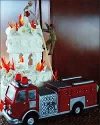 firefighter wedding cake firefighter themed wedding ideas wedding newsday
