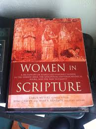 women in the scriptures book recommendations for studying the