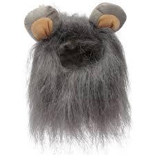 lion halloween costume s pet dog cat artificial lion mane wig halloween costume at banggood