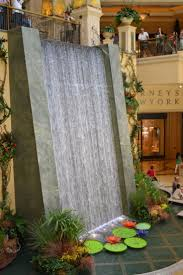 Waterfall Design Ideas Breathtaking Indoor Waterfalls For Your Home Images Decoration