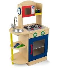 jouet cuisine cuisine en bois bleu et jouet et cie com des jeux et jouets