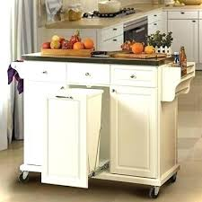 how to build a portable kitchen island kitchen island with trash storage build a kitchen island with