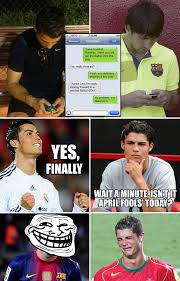Funny Messi Memes - 29 ronaldo vs messi memes that will start a war