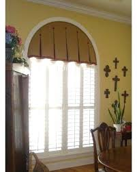 Half Window Curtains Arch Window Curtains U2013 Teawing Co