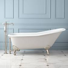 Cast Iron Tub Repair Bathroom Randolph Morris 60 Inch Cast Ironclawfoot Bathtubs Tub
