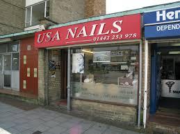 usa nails nail technicians yell