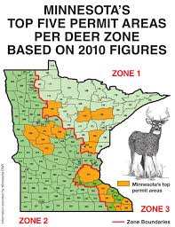 Montana Hunting Maps by 2011 Minnesota Deer Hunting Forecast Game U0026 Fish