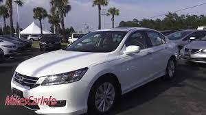 2015 honda accord v6 2015 honda accord sedan ex l review v6 navigation test drive
