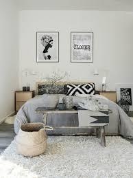 tapis chambre à coucher chambre à coucher moderne plus de 50 idées design destiné à tapis