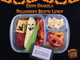 lunchbox dad corn dracula halloween lunch