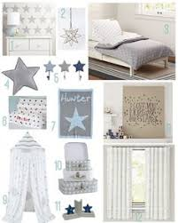 Moon And Stars Crib Bedding Stars Nursery Homewood Nursery