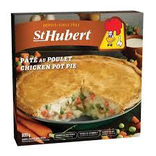 cuisine st hubert chicken pie st hubert