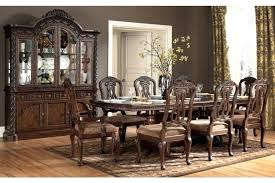 oak dining room sets with china cabinet china cabinet and dining room set dining room table with hutch tall