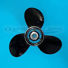 25 30hp suzuki propeller aluminium 3 blade prop outboard propellers
