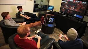 Video Game Desks by The Best Living Room Pc Games To Play On The Couch Pc Gamer