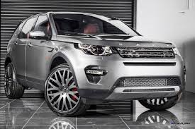 land rover discovery sport 2017 white 2015 land rover discovery sport by kahn design