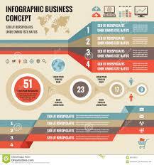 flat layout infographic design royalty free stock image image