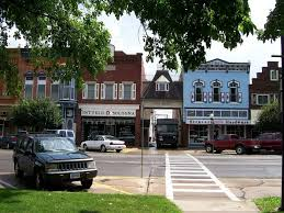 best town squares in america 10 of the best small towns in iowa
