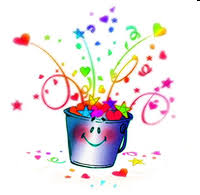 bucket filler coloring santapogue elementary