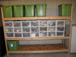 Building Wood Shelves In Shed by 25 Best Basement Shelving Ideas On Pinterest Basement Storage