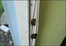 How To Replace Exterior Door Frame How To Replace Door Frame How To Repair Fix A Kicked In Split