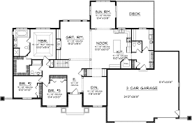 craftsman floorplans coopers hawk craftsman home plan 051d 0747 house plans and more