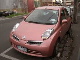 nissan micra convertible pink the world u0027s best photos of micra and pink flickr hive mind