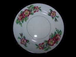 white china pattern 3939 japan china white pattern 3939 bread butter plate 6 3