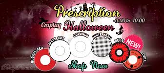 prescription halloween contact lenses pinkyparadise