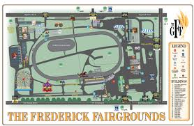 Washington State Fair Map by Agricultural Fairs In Maryland The Great Frederick Fair