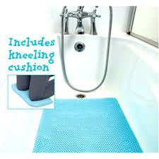 54 Bathtub Canada Bath Kneeler Dots Bath Caddy With Knee Pad Bath Kneeling Pad With