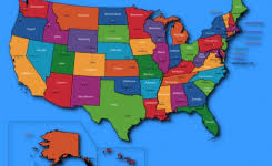 map of states and capitals in usa state abbreviations map usa state abbreviations map editable us