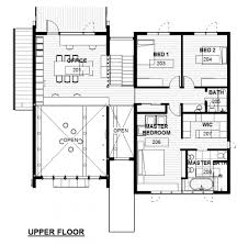 cabin blue prints green concept home modus v studio architects house bedrooms