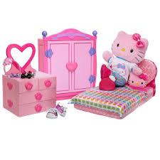 build a bear bedroom set hello kitty furniture at build a bear hello kitty pinterest