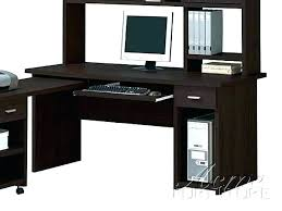 48 Inch Computer Desk 48 Inch Computer Desk L Adjustable With Side Drawers In White Wide