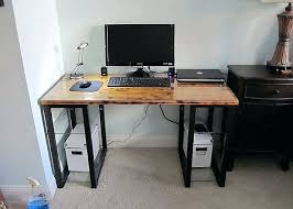 desk how to build a corner computer desk how to build a corner