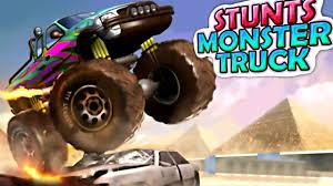 monster truck videos for monster truck stunts for children 3d animation monster truck