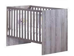 chambre bébé sauthon pas cher lit bébé sauthon lit moka taupe pas cher ubaldi com