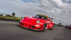 ruf porsche 993 is this extra wide 1995 porsche 993 by rwb really worth 175 000