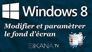 arri e plan bureau windows 7 modifier et paramètrer le fond d écran de windows 8 vidéo dailymotion