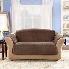 Sofa Covers For Recliners Sofa Slip Seater Canvas Microfiber Pet With Tuck In Flaps