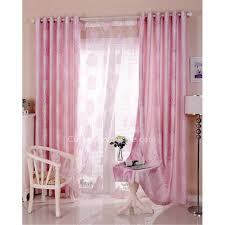 vintage bedroom curtains pink color tree patterns bedroom vintage floral curtains