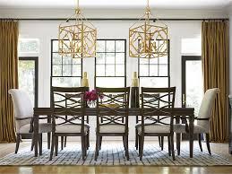 universal furniture california california dining table