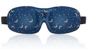 amazon com kamossa sleep mask contoured sleeping eye mask 3