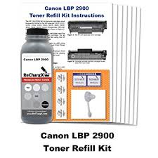 Toner Canon Lbp 2900 canon lbp 2900 toner refill kit office products