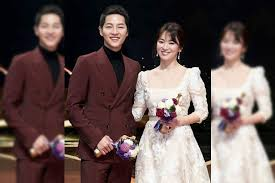 wedding wishes in korean descendants of the sun actor asks for fans blessing for wedding