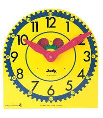 time learning clock judy clock grade k 3 carson dellosa publishing