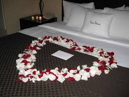 First Nite Room Decorations Room Decoration With Flowers And Candles For Birthday Ash999 Info
