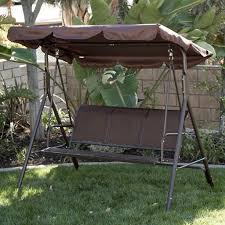 Dark Brown Wicker Patio Furniture by Patio Astonishing Wicker Patio Swing Resin Porch Swing Outdoor
