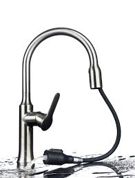 allora kitchen faucet a 715 bn single handle pull kitchen faucet allora usa